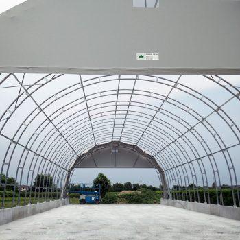 Tunnel prefabbricati agricoli